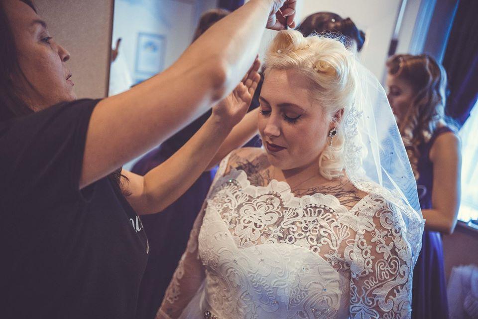 Hair Up & Wedding Master Classes